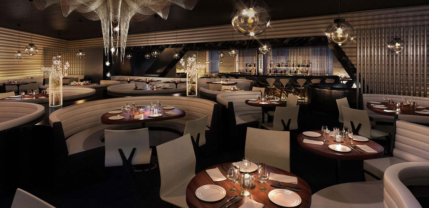 The ME London Hotel designed by Foster +  Partners