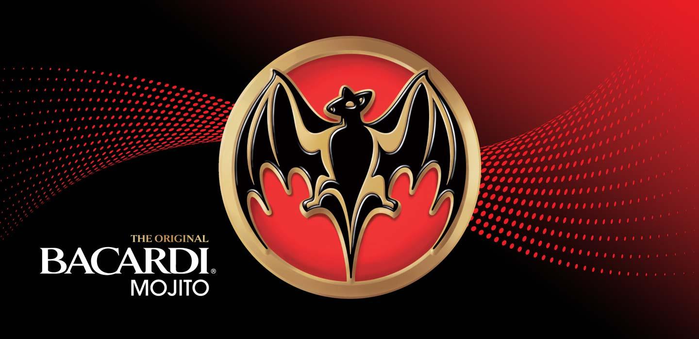 Bacardi Mojito branding designed by CampbellRigg