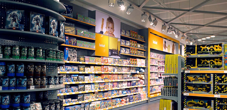 Kesko K-Citymarket toy department Helsinki, Finland