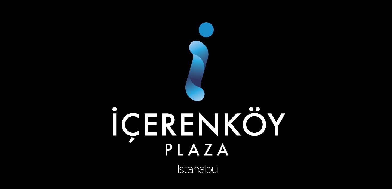 içerenköy plaza brand identity Istanbul, Turkey designed by CampbellRigg